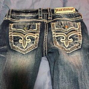 Rock Revival jeans size 28x33